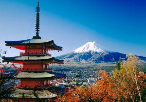 JapanFujiyoshidaandMountFuji-791854